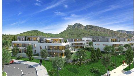 Appartement neuf L'Hoirie investissement loi Pinel à Voreppe