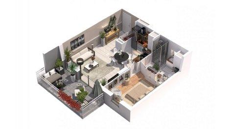immobilier basse consommation à Voreppe