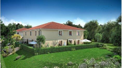 Appartement neuf Balcon des Mésanges investissement loi Pinel à Léaz