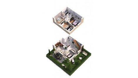 immobilier basse consommation à Léaz