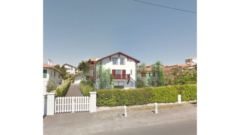 Appartements neufs Leku Ona Bidart éco-habitat à Bidart