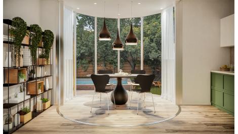 Maisons neuves Carre Solaris à Le Bouscat