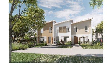 Maisons neuves Garden vo éco-habitat à Villenave-d'Ornon