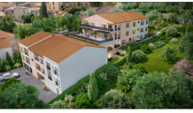 Appartements neufs Les Restanques éco-habitat à Cogolin