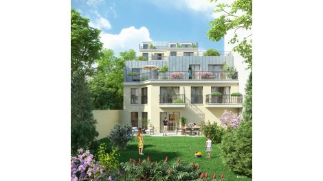 Appartement neuf 34 Joffre à Colombes