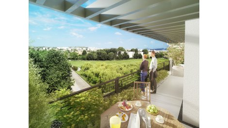 Appartement neuf Les Loges du Parc éco-habitat à L'Hay-les-Roses