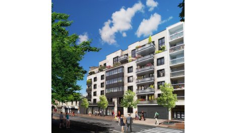 Appartement neuf Eole Plaza investissement loi Pinel à Gagny