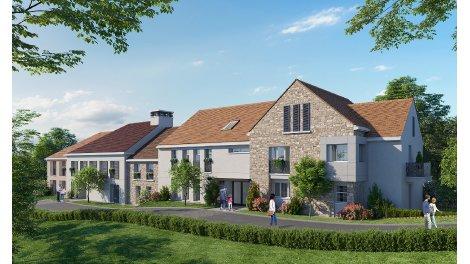 Maisons neuves Green Village 78750 investissement loi Pinel à Mareil-Marly