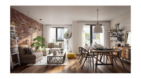 Appartement neuf Villa Margot éco-habitat à Courbevoie