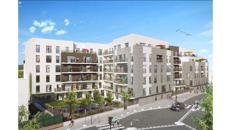Appartement neuf Synapse éco-habitat à Nanterre