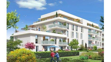 Appartement neuf Côte Jardin éco-habitat à Mantes-la-Ville