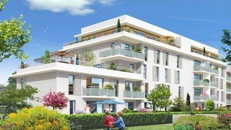 Appartement neuf Côte Jardin investissement loi Pinel à Mantes-la-Ville