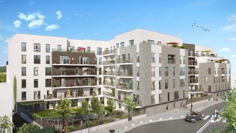 Appartement neuf Synapse à Nanterre