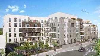 Appartements neufs Synapse à Nanterre