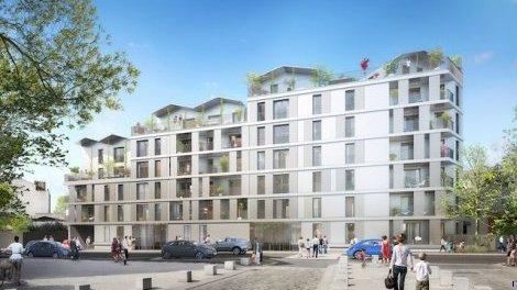Appartement neuf E.gray investissement loi Pinel à Asnieres-sur-Seine