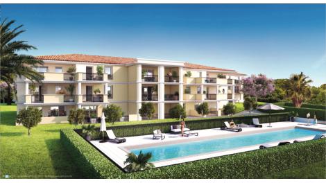 appartement neuf à Bormes les Mimosas