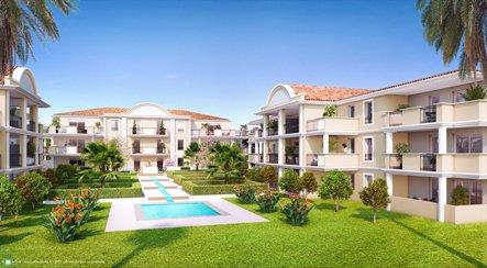 immobilier neuf à Bormes les Mimosas