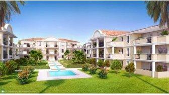 Appartements neufs Les Jardins de l'Alcazar éco-habitat à Bormes les Mimosas