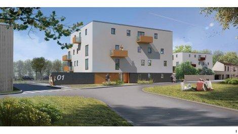 appartement neuf à Annoeullin