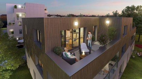 appartement neuf à Linselles
