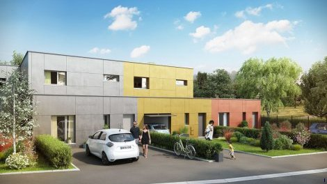 Maisons neuves Ewi Denain à Denain