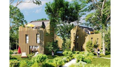 Appartements et maisons neuves Le Bird à Le Touquet Paris Plage