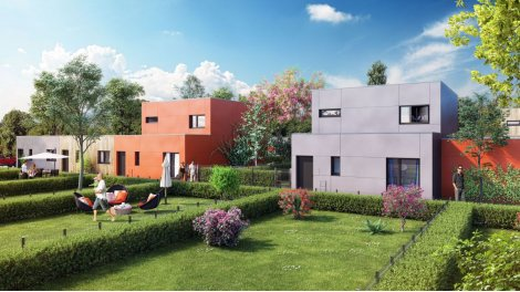 Maisons neuves Ewi Sin le Noble investissement loi Pinel à Sin-le-Noble