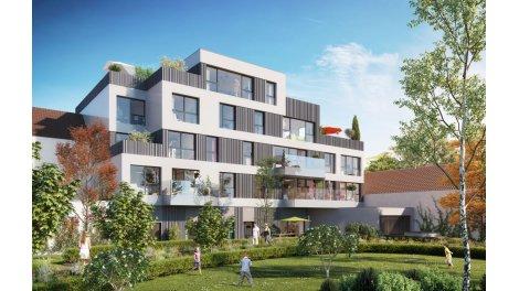 investissement immobilier à Lomme