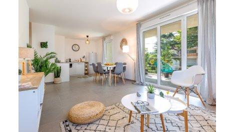 Appartement neuf Terra Bianca investissement loi Pinel à Antibes