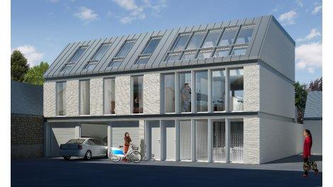 Appartement neuf L'Atelier investissement loi Pinel à Tours