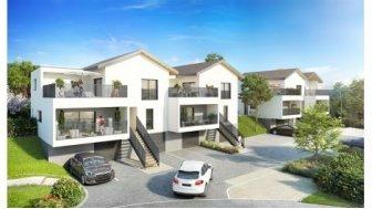 Appartements et maisons neuves Les Sitelles à Argonay
