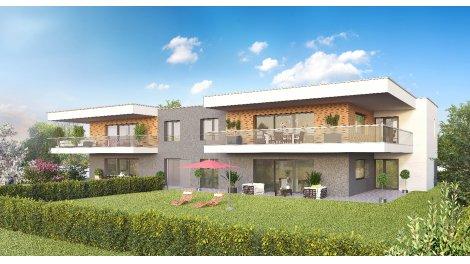 Appartements neufs Résidence le Quatuor à Divonne-les-Bains