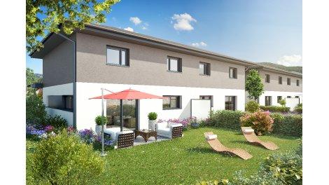 Maisons neuves Le Domaine de Warens à Passy