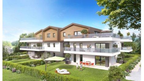 Appartement neuf Villa Ripaille à Thonon-les-Bains