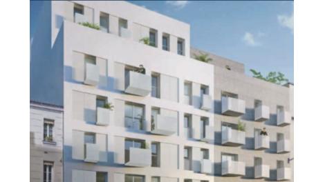 Villa lambert paris 15 me programme immobilier neuf 136425 for Appartement atypique 15eme