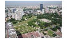 Appartements neufs Calme Vert éco-habitat à Bagnolet