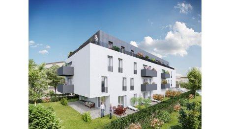Appartement neuf Villa Nature éco-habitat à Boissy-Saint-Leger