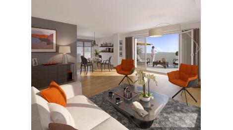 Appartement neuf Residence Villeneuve à Clichy