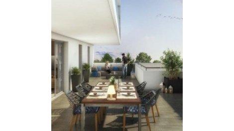 Appartements neufs Villa Lartigue investissement loi Pinel à Issy-les-Moulineaux