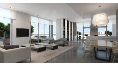 Appartement neuf Villa Descartes investissement loi Pinel à Le Plessis Robinson
