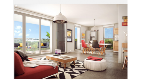 investissement immobilier à Pantin
