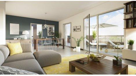 Appartement neuf Villa Bellagio éco-habitat à Villiers-sur-Marne
