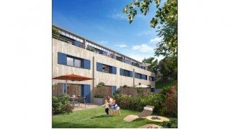 Appartements et maisons neuves Le Jardin des Dryades éco-habitat à Caen