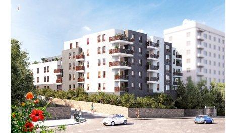 Appartement neuf Quintecens à Nantes