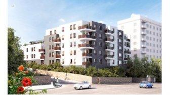 Appartements neufs Quintecens éco-habitat à Nantes