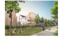 Appartements neufs Les Jardins Brunehaut éco-habitat à Senlis