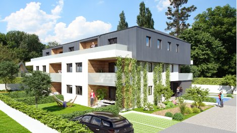 Appartement neuf Prism à Strasbourg