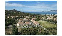 Appartements neufs Le Domaine de la Mer éco-habitat à Saint-Cyr-sur-Mer