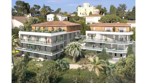 Appartement neuf Villa Agatha investissement loi Pinel à Nice