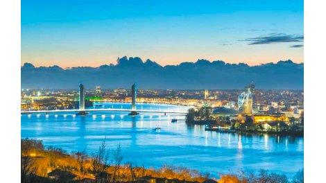 Appartements neufs Bordeaux Panorama investissement loi Pinel à Bordeaux